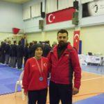 Cihan Spor Kulübü, İstanbul İkincisi Burcu Özkan