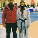 Cihan Spor Kulübü, İstanbul Şampiyonu Ebru Özcan
