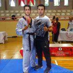 Cihan Spor Kulübü Milli Sporcusu Muhammet Emin Aydoğdu