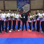 Türk Milli Takımı Erkek ve Bayan Dünya Taekwondo Takımlar Şampiyonasında Üçüncü