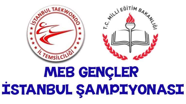 MEB Gençler İstanbul Şampiyonası Mart 2017