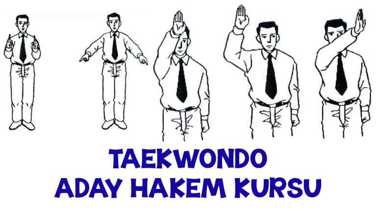 Taekwondo Aday Hakem Kursu Katılım Şartları