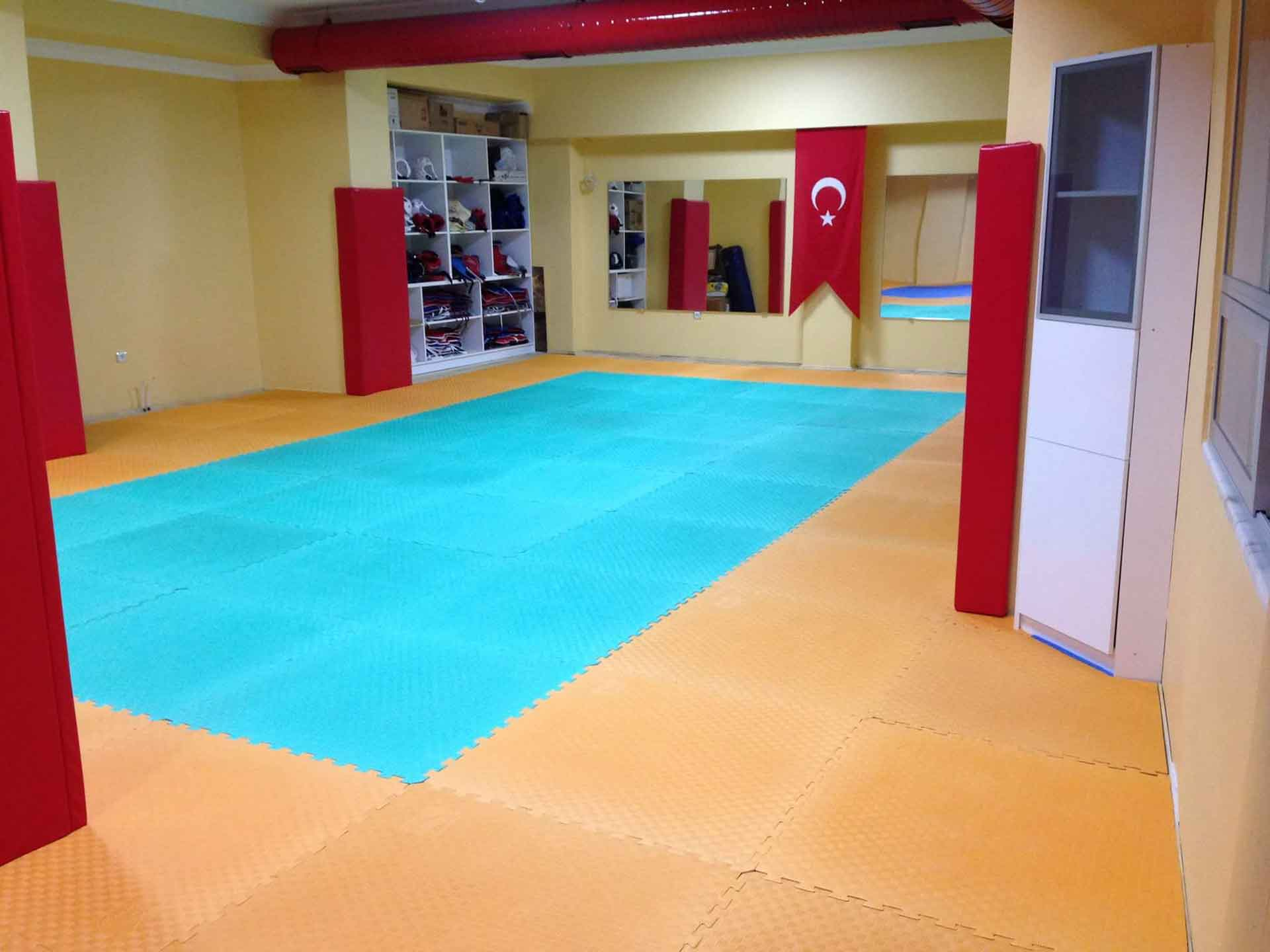 Cihan Spor Kulübü - Taekwondo Salonu