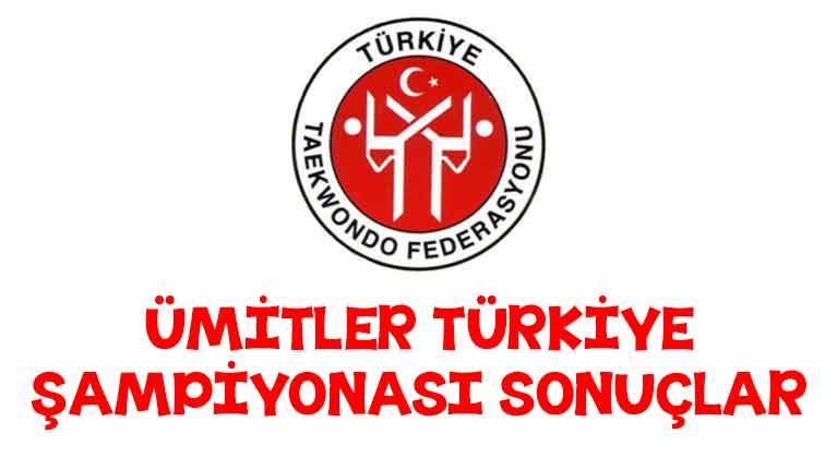 Ümitler Türkiye Taekwondo Şampiyonası