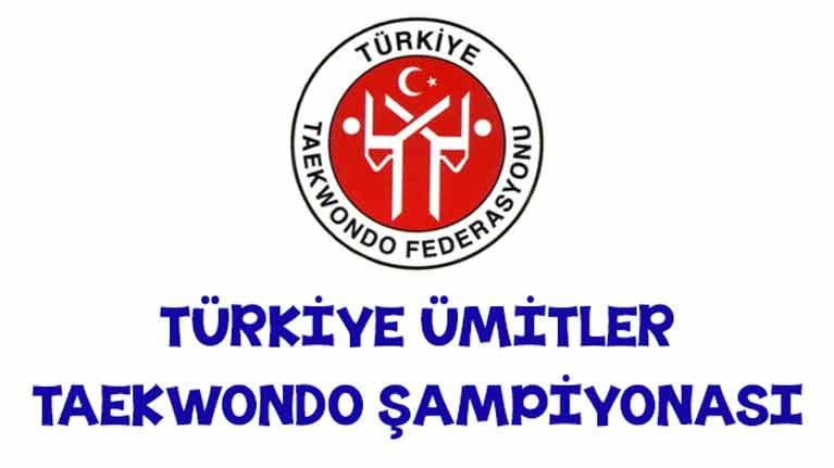 Türkiye Ümitler Taekwondo Şampiyonası