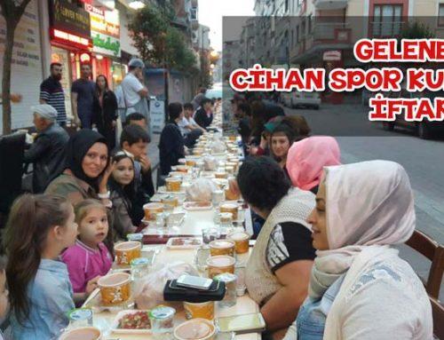 Geleneksek Cihan Spor Kulübü İftarı (10.06.2017)