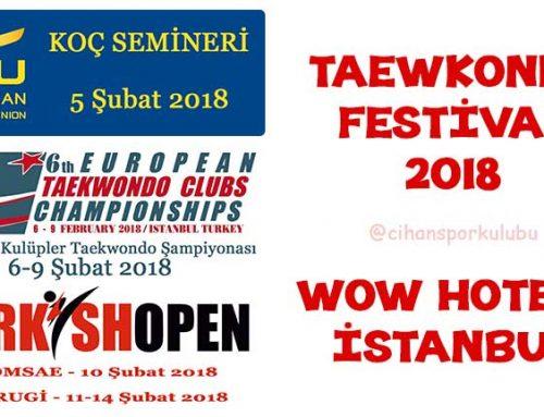 Taekwondo Festival 2018