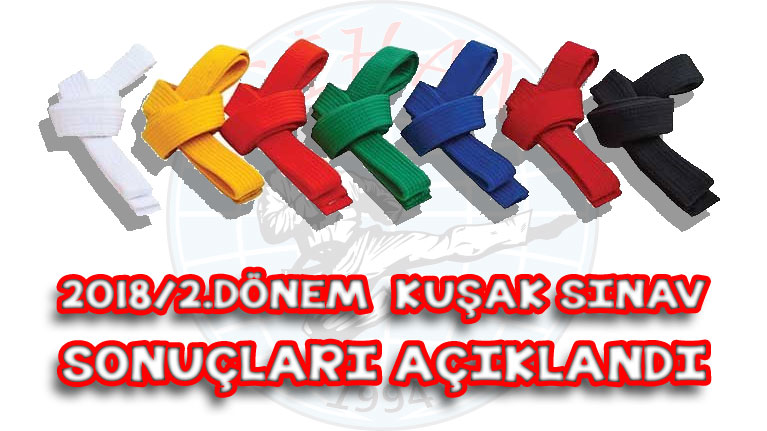 2018/2 Cihan SK Kuşak Terfi Sınavı