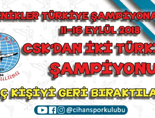 Minikler Türkiye Şampiyonasından Güzel Haber